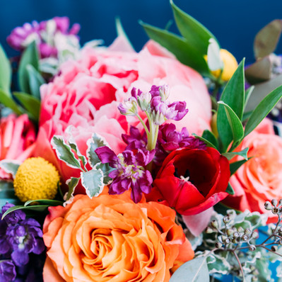 Gorgeous Flowers for a Spring Wedding