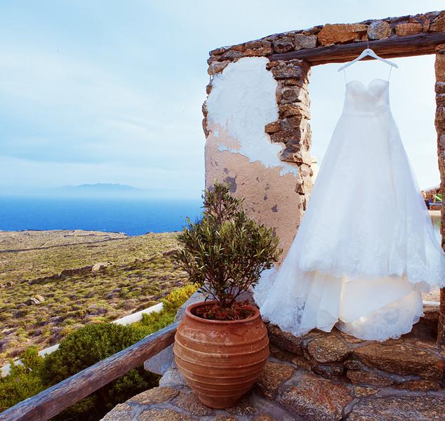 Mykonos Wedding
