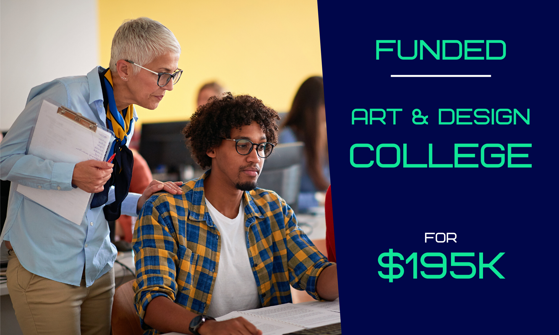 Funded Art and Design College