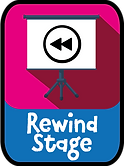 Fostering Festival stage logos keylined