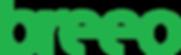 Breeo Logo - Green - No LLC - No Tagline