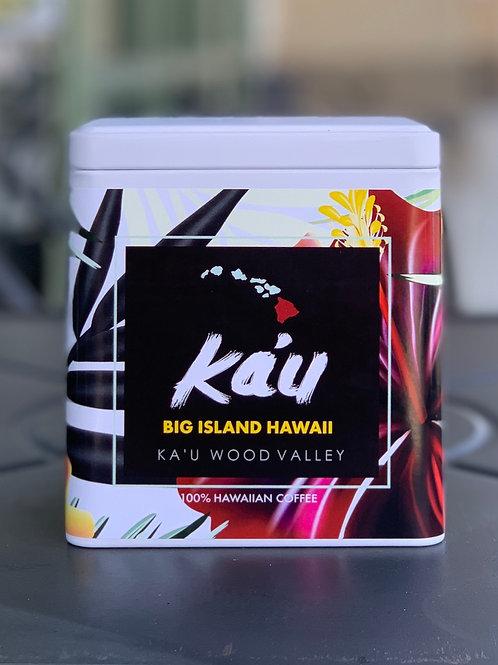 100% Hawaiian Ka'u Big Island Single Origin Coffee