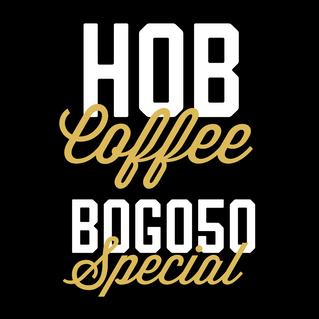 Yelp Special! BOGO 50% off