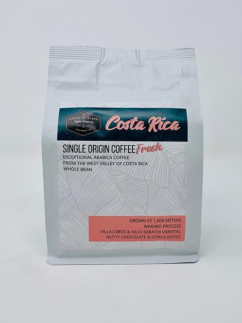 Costa Rica Single Origin (12oz Bag)