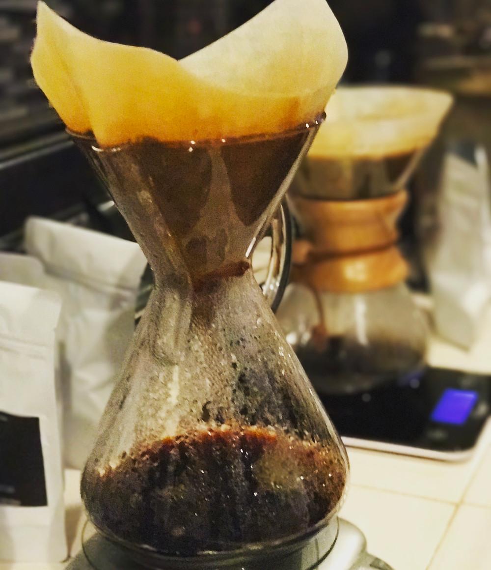 Chemex Third Wave Coffee