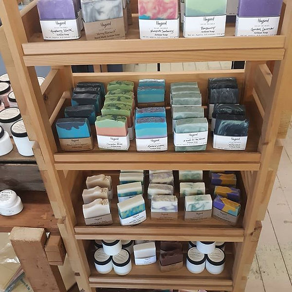 Over 25 scented soaps in stock!  Shoutou