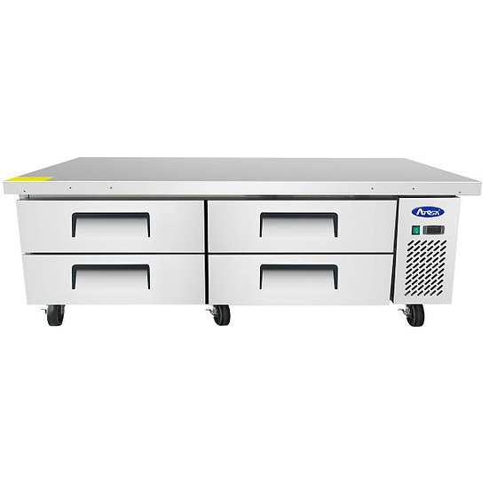 "4-Drawer Refrigerated Chef Base 72"" - MGF8453GR"