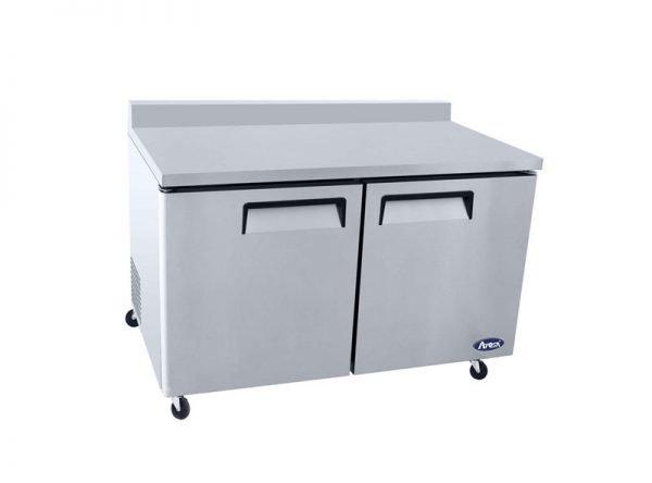 """2-Door Worktop Refrigerator 60"""" - MGF8410GR"""