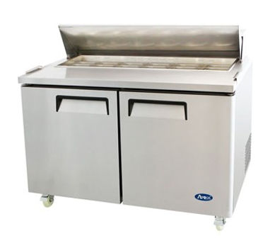 60in Sandwich Salad Refrigerated Prep Table MSF8303GR