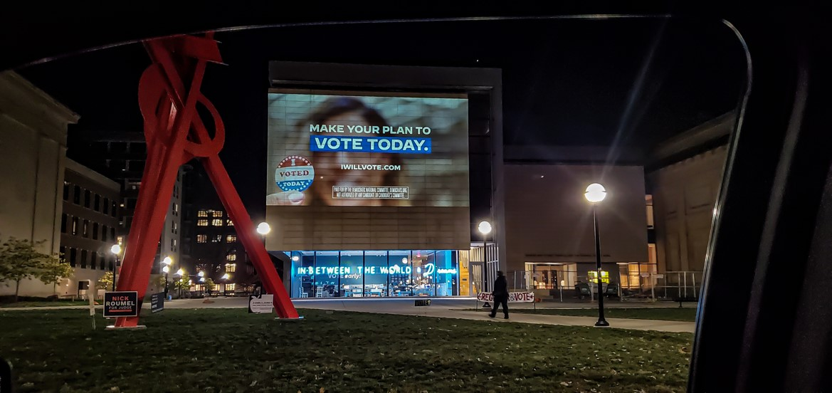 ann arbor projection