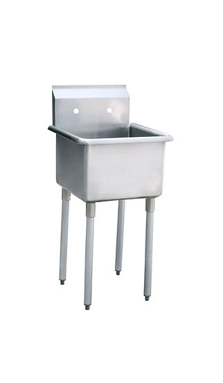 "Stainless Steel Mop Sink 21"" - MRS-1-MOP"
