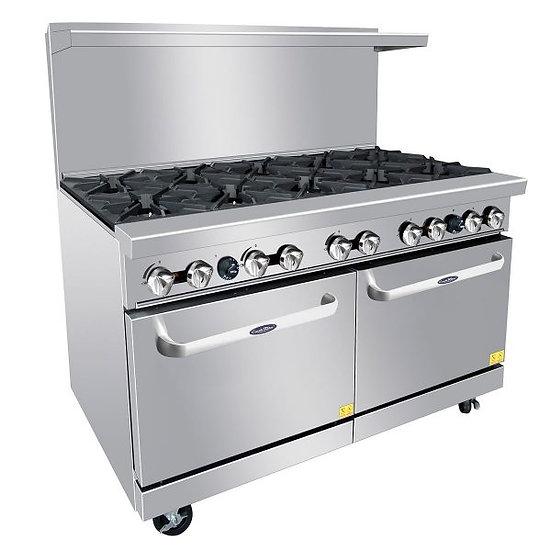 "10-Burner Range w/ Double Oven 60"" - ATO-10B"