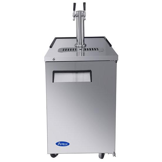 """1-Keg Draft Cooler Refrigerator 23"""" - MKC23GR"""