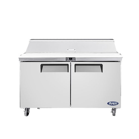 "2-Door Sandwich Prep Table 48"" - MSF8302GR"