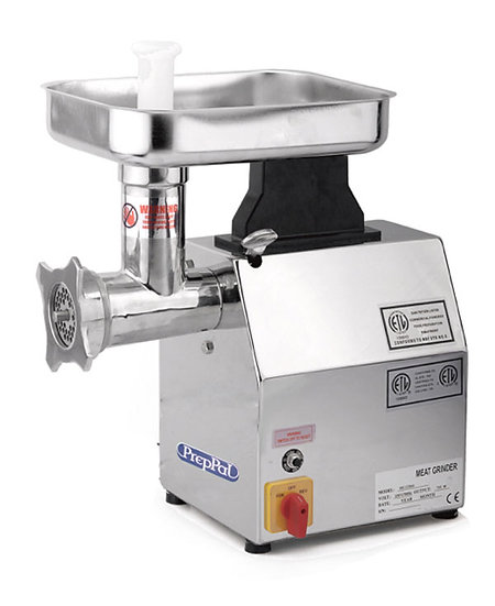 Electric Countertop Meat Grinder w/ #12 Hub - PPG-12