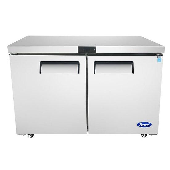 """2-Door Undercounter Freezer 48"""" - MGF8406GR"""