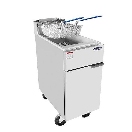 40 lb Deep Fryer S/S 102,000 BTU - ATFS-40