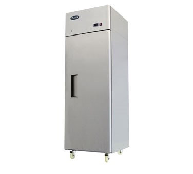 1-Door Reach-In Freezer - Top Mount MBF8001GR