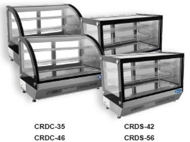 Countertop Deli Display Refrigerator Gro