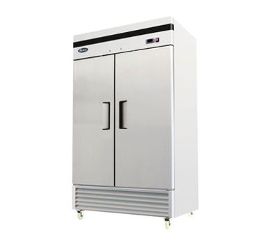 2-Door Reach-In Refrigerator MBF8507GR.j