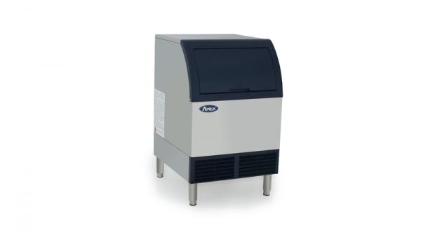 "Cube-Style Ice Machine 142lb 23-1/2"" - YR140-AP-161"