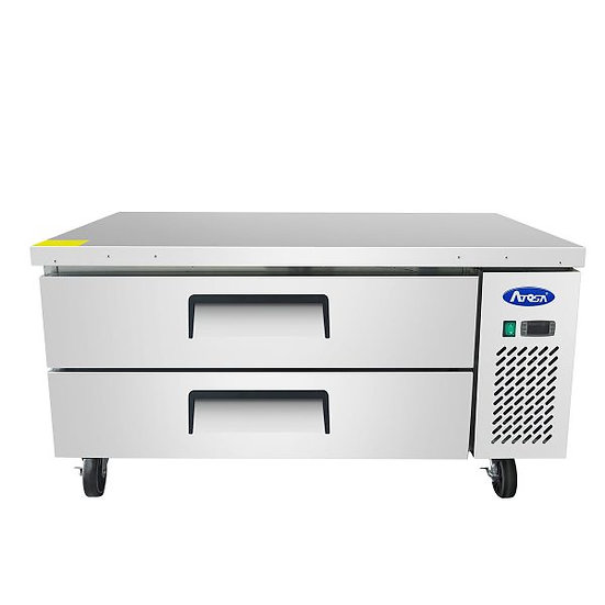 "2-Drawer Refrigerated Chef Base 48"" - MGF8450GR"