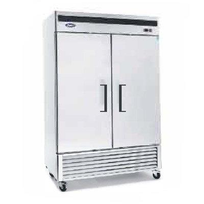 2-Door Reach-In Freezer - Bottom Mount MBF8503GR