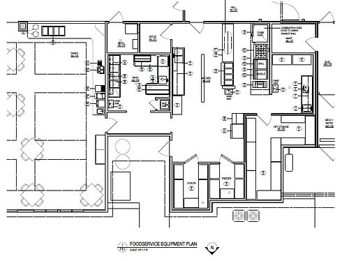 Commerical Kitchen Design and Layout 2.j