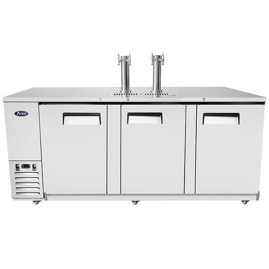 """4-Keg Draft Cooler Refrigerator 90"""" - MKC90GR"""