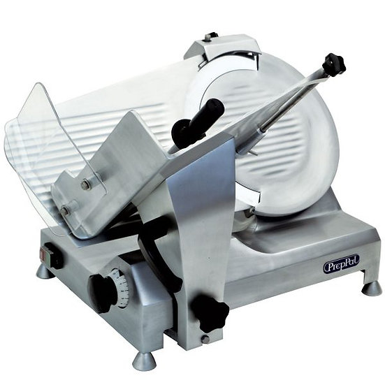 "14"" Heavy-Duty Electric Meat Slicer 1/2HP - PPSL-14"