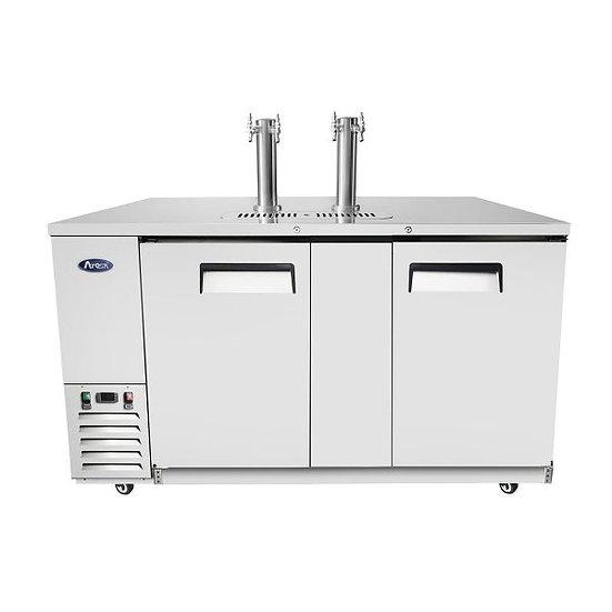 """3-Keg Draft Cooler Refrigerator 68"""" - MKC68GR"""