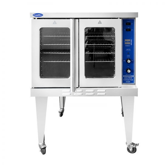 Single Deck Nat Gas S/S Convection Oven - ATCO-513B-1