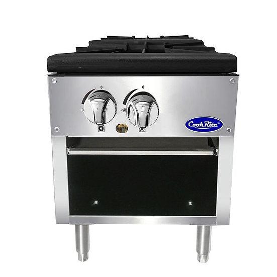 Single Burner Stock Pot Range - ATSP-18-1
