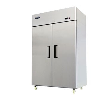 2-Door Reach-In Refrigerator - Top Mount MBF8005GR