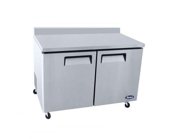 """2-Door Worktop Refrigerator 48"""" - MGF8409GR"""