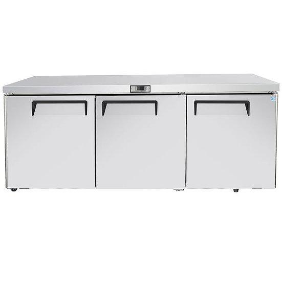 "3-Door Undercounter Refrigerator 72"" - MGF8404GR"