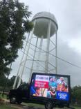 Texas Census- Digital Mobile Billboard