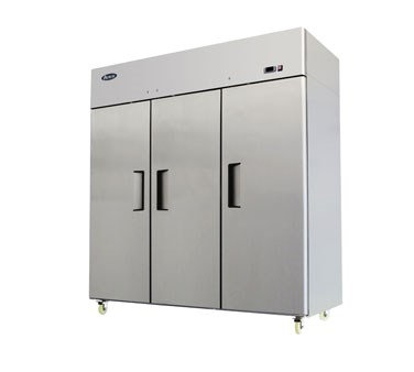 3-Door Reach-In Freezer - Top Mount MBF8003GR