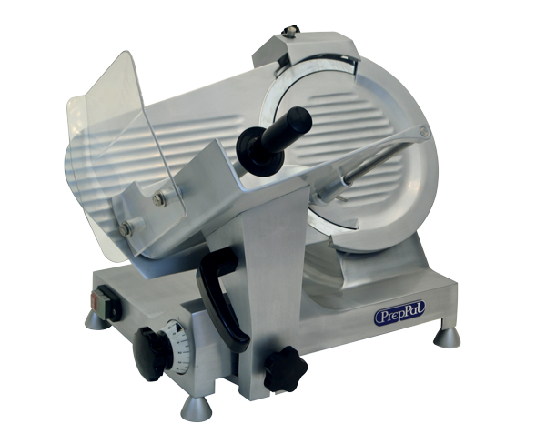 "10"" Electric Meat Slicer 1/4 HP - PPSL-10"