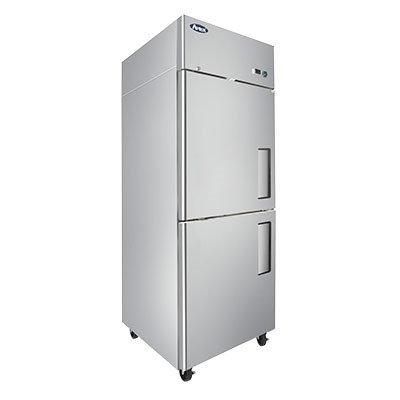 1-Section 1/2 Door Reach-In Refrigerator Left Hand - Top Mount MBF8010GRL