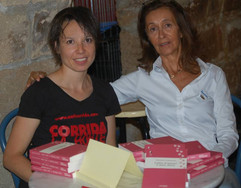 Carolina Borges, fondatrice, et Christine Lamoureux, marraine