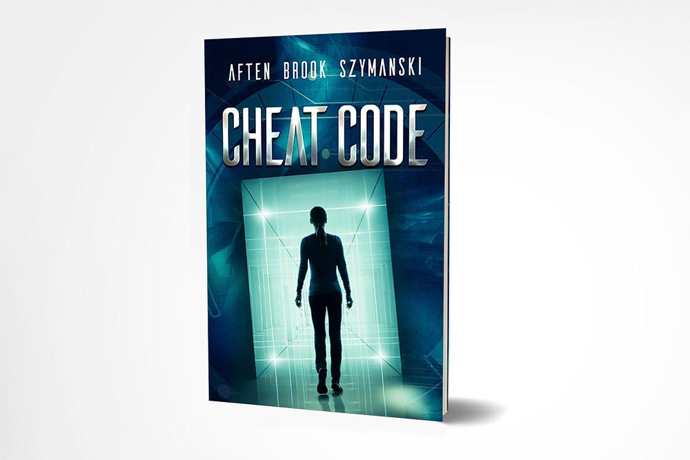 Cheat Code Book - YA Science Fiction Book