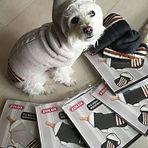 Kika avec les petits manteaux de Martine