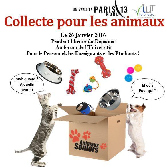 Affiche Université Paris 13