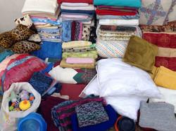 Un fabuleux don de couvertures
