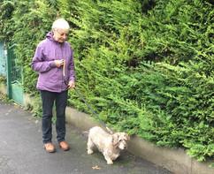 Annie avec Didi