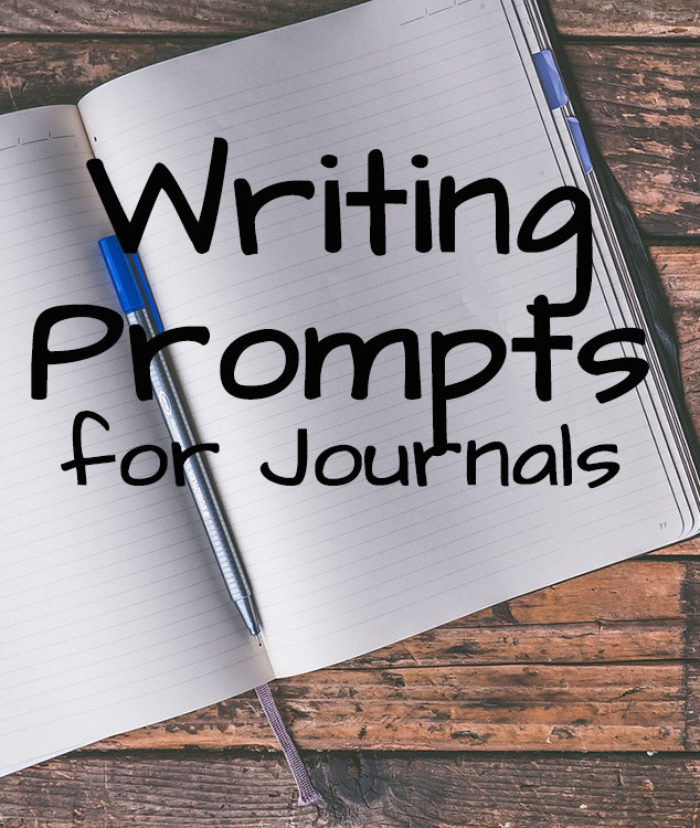 Writing Prompts for Journals