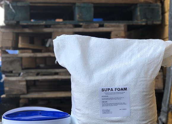 Supafoam (High Foam)   - Sizes available from 1KG to 25KG'S