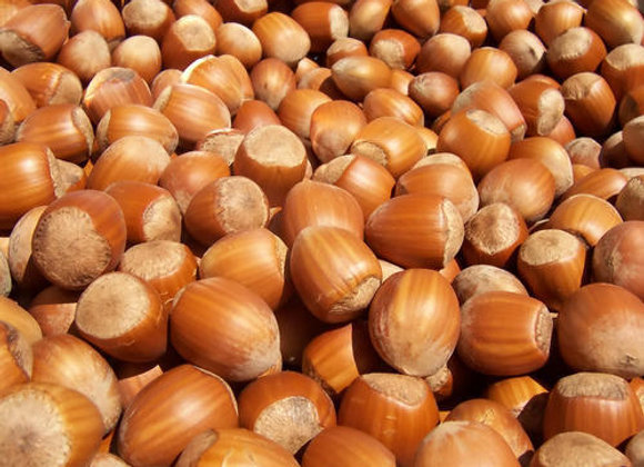 HAZEL NUTS 200G EACH