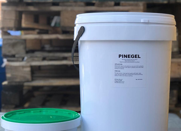 Pinegel (Pine Disinfectant)    - Sizes available from 1L to 25L
